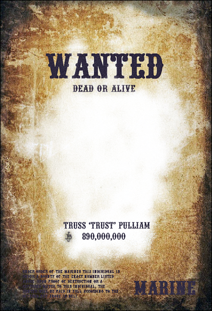 Wanted Poster Template Party decor Pinterest – Wanted Poster Word Template