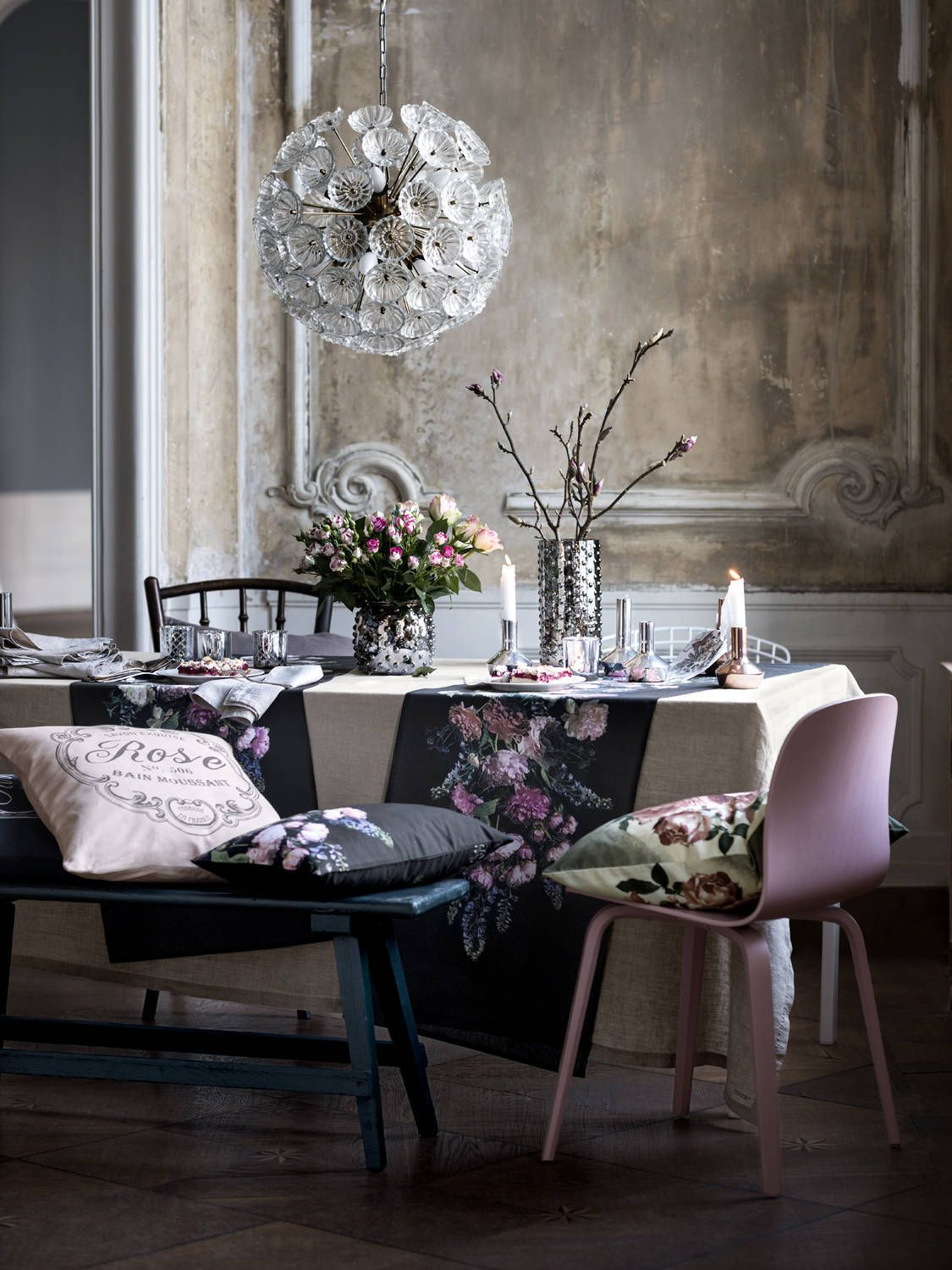 French vibe | Interiors - Pia Ulin - LINKdeco