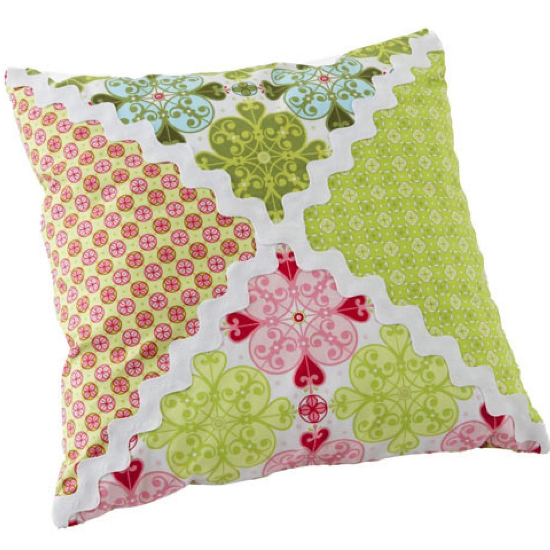 Rickrack Pillow