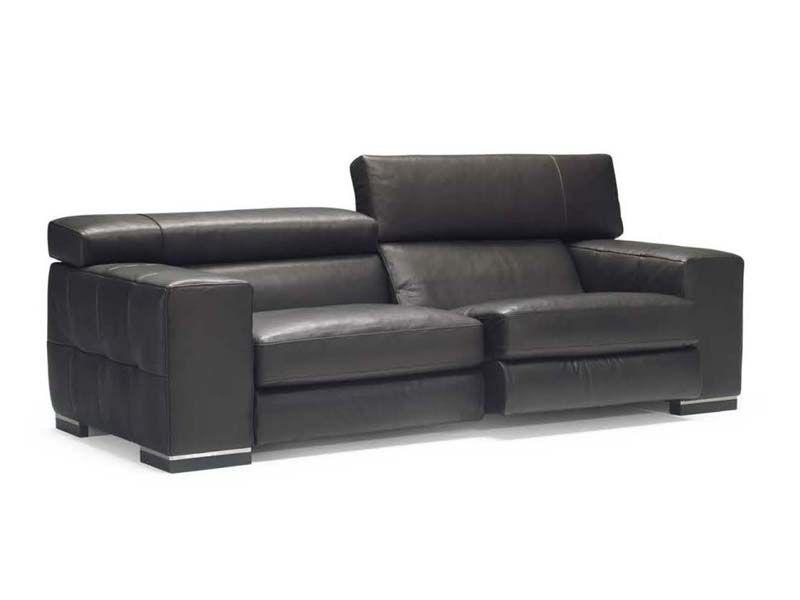 Natuzzi Italia Nicolaus Modern Italian Furniture Furnitalia Natuzzi Italian Leather Sofa Contemporary Furniture Stores
