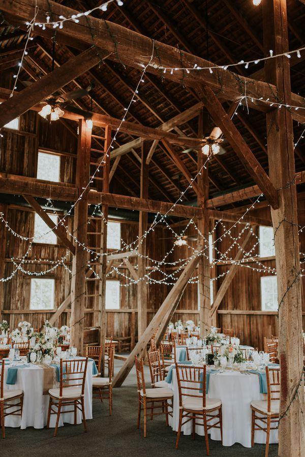 Maryland Winery Wedding Barn wedding decorations, Rustic