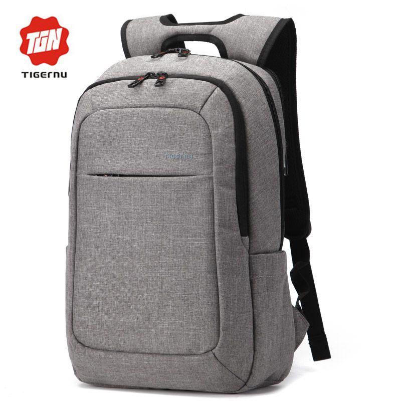 2015 New Designed Men's Backpacks Bolsa Mochila for Laptop 14 Inch ...