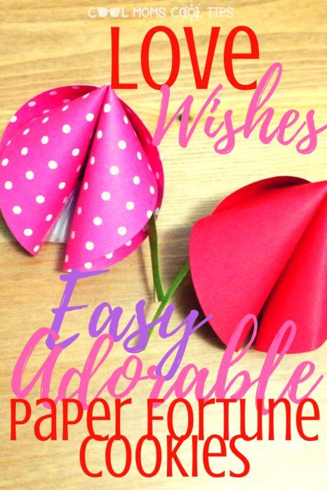 Give Love wishes on Valentine\'s day with this easy and adorable ...