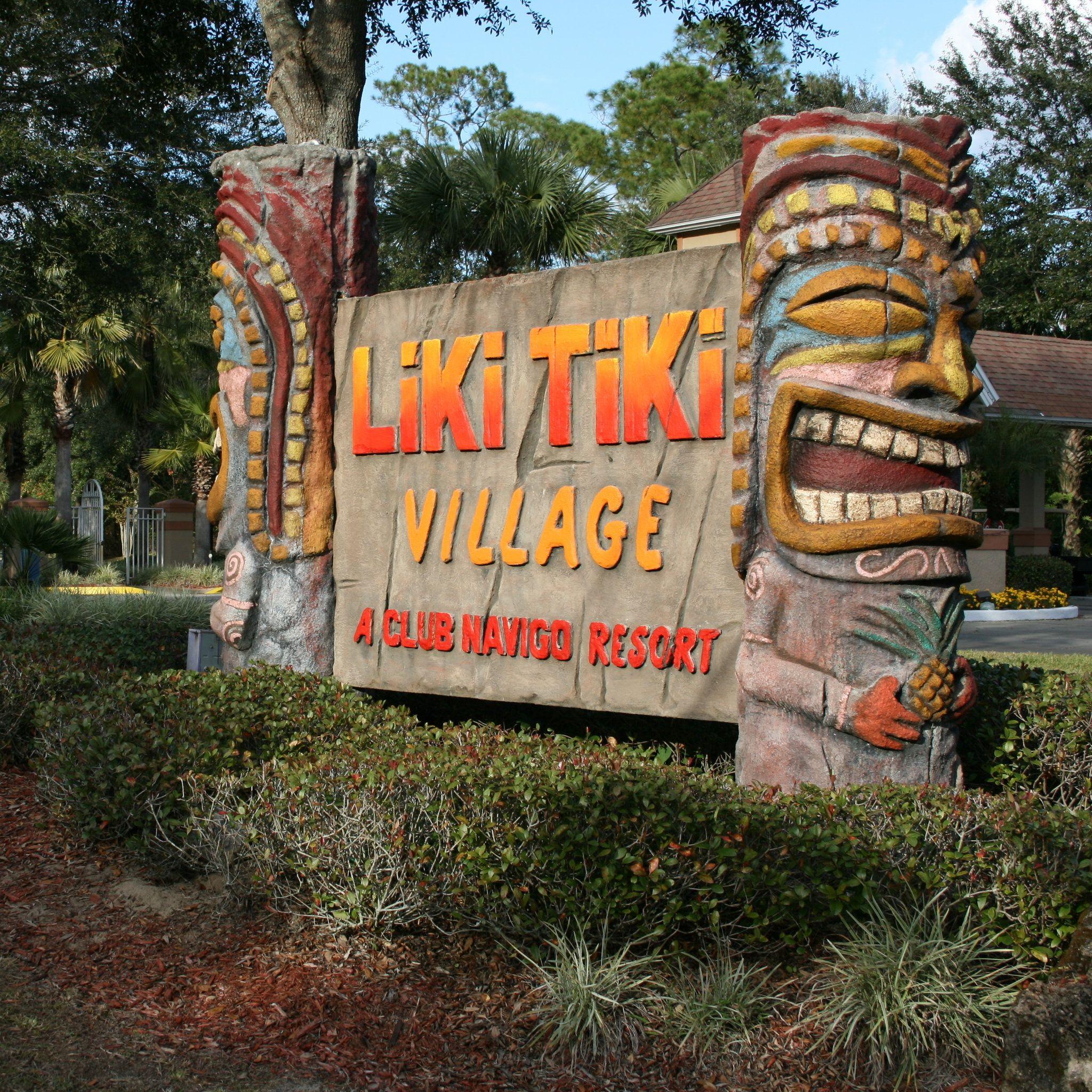 Liki Tiki Village Tiki Florida Hotels Orlando Vacation