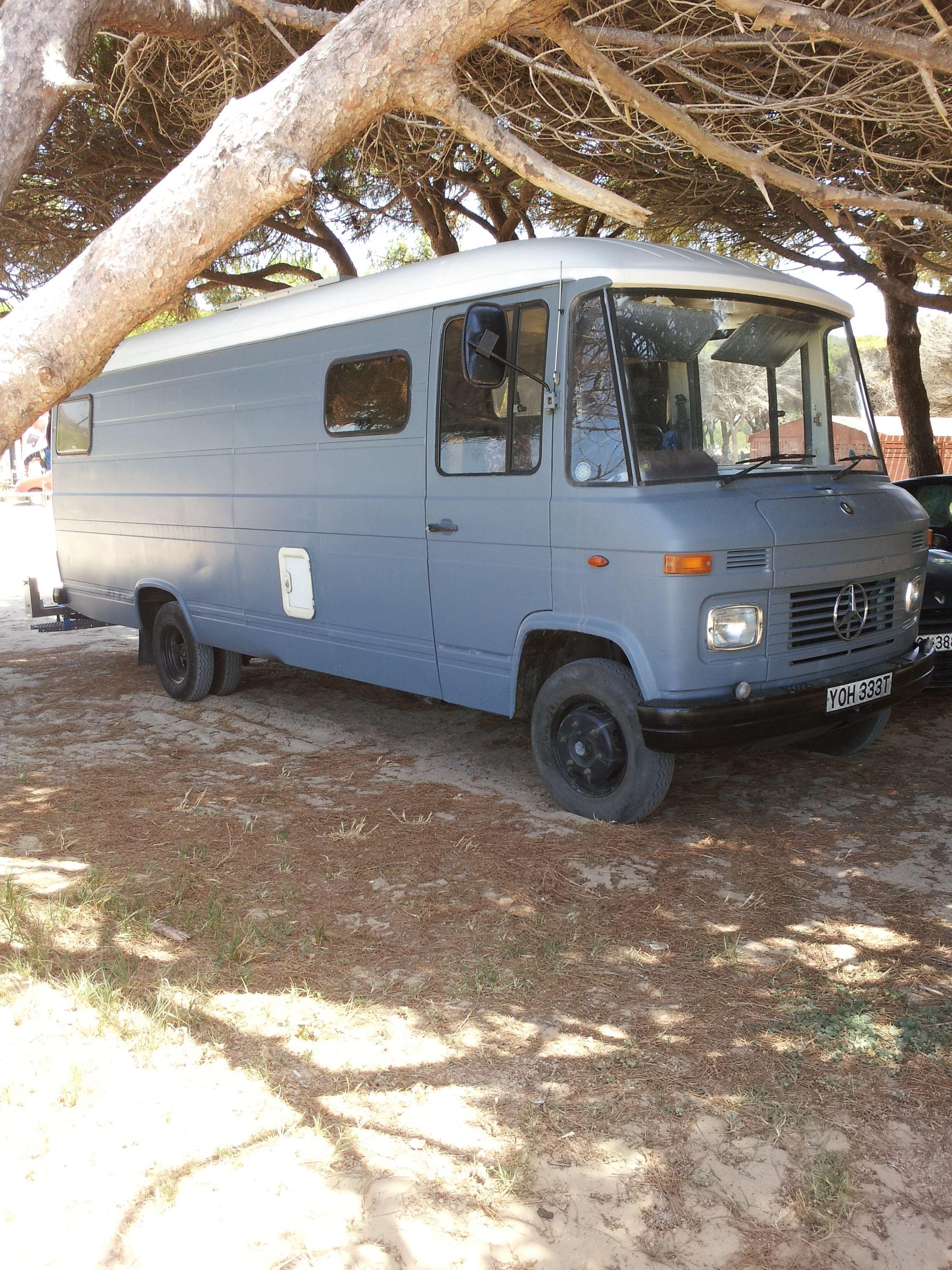 Mercedes 9 D Streched  Camper ideeën, Camper, Camperbusjes