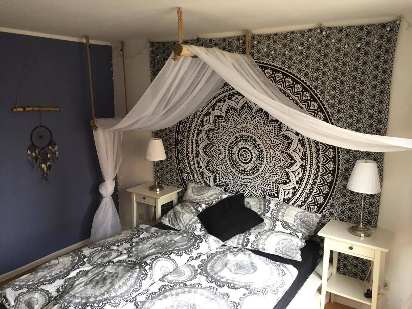 traditionelle indische tagesdecken und wandtuecher handmade in indien dekoration f r zuhause. Black Bedroom Furniture Sets. Home Design Ideas