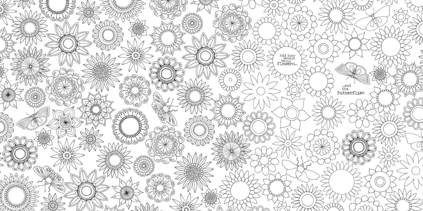 Pin von Katie C. auf Adult Coloring Pages | Pinterest