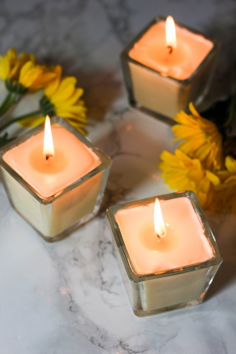 How To Make Beeswax Candles Why I Don T Buy Scented Candles Recipe Beeswax Candles Diy Candle Jar Diy Beeswax Candles