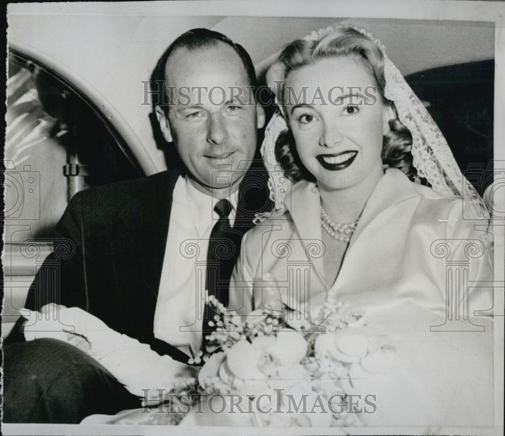 Celebrity Wedding Vows Examples: Audrey Meadows And Randolph Rouse. 1956