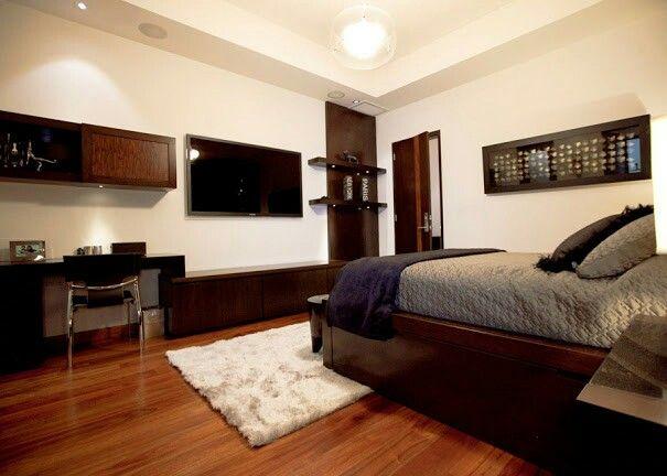 Recamara hombre nuevo cuarto teen bedroom man room y room for Dormitorios juveniles para hombres