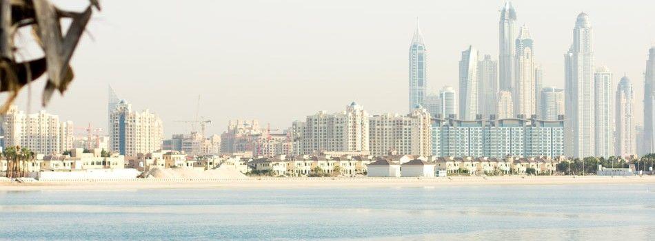 Matkalla Dubaissa