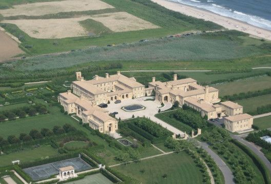 Largest House In The Hamptons Expensive Houses Mansions Billionaire Homes
