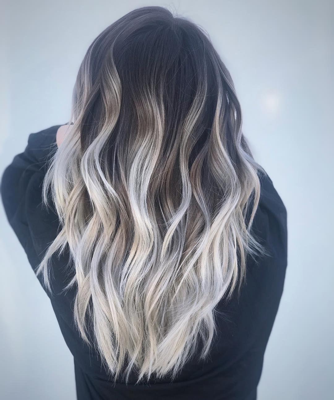 Lightener Pulpriothair White Ombre Hair White Blonde Hair