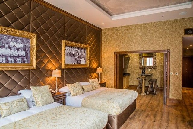The Shankly Hotel Liverpool Lancashire Self Catering In