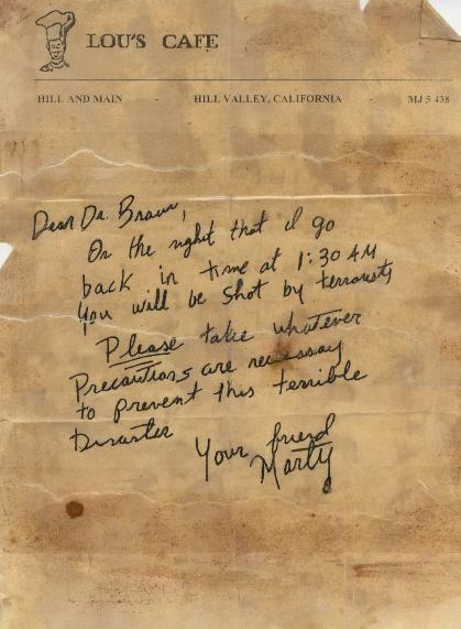 Great Scott  Doc Brown   Giggawatts    Doc