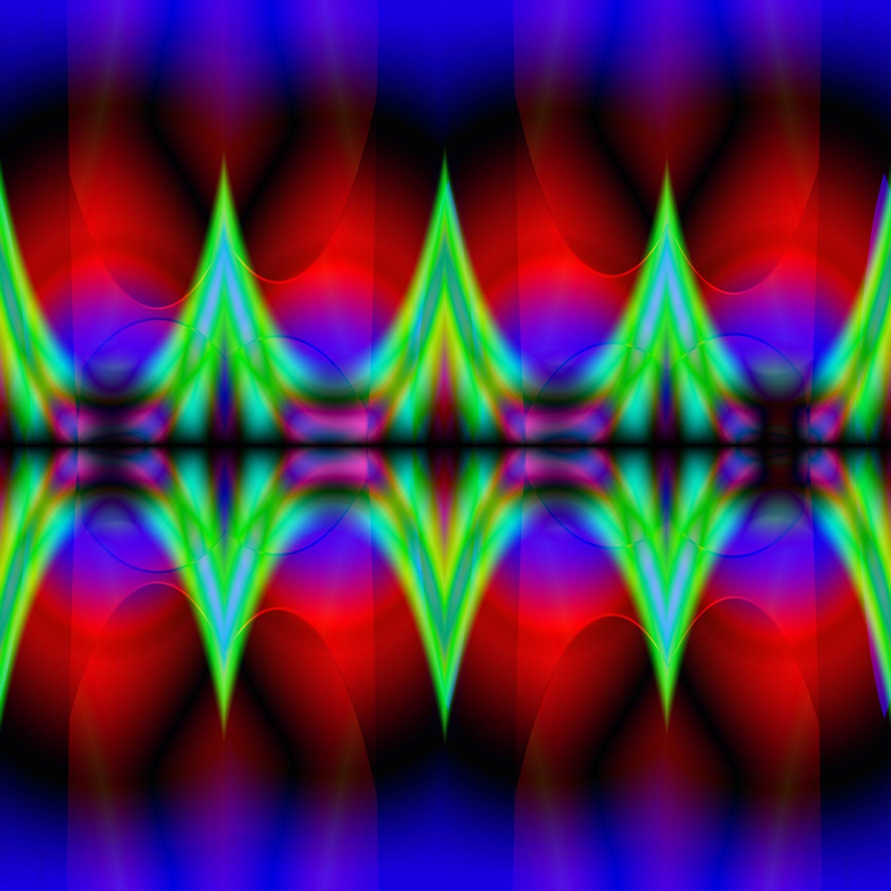 "Can Visual Art Have a Rhythm or ""Visual Beat"