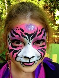 Face Painting Atlanta|Hire Face Painters in Atlanta GA|Mystical Parties