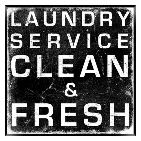 Laundry service framed giclee print at joss and main