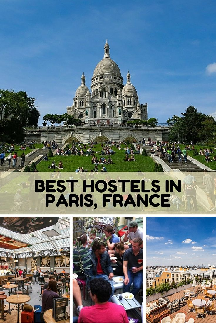 The Best Hostels In Paris