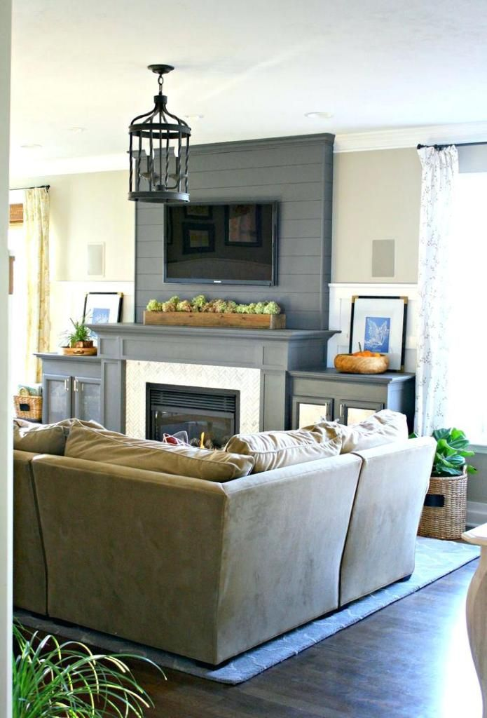 20 New Mount Tv Above Fireplace | Family room design, Tv ...