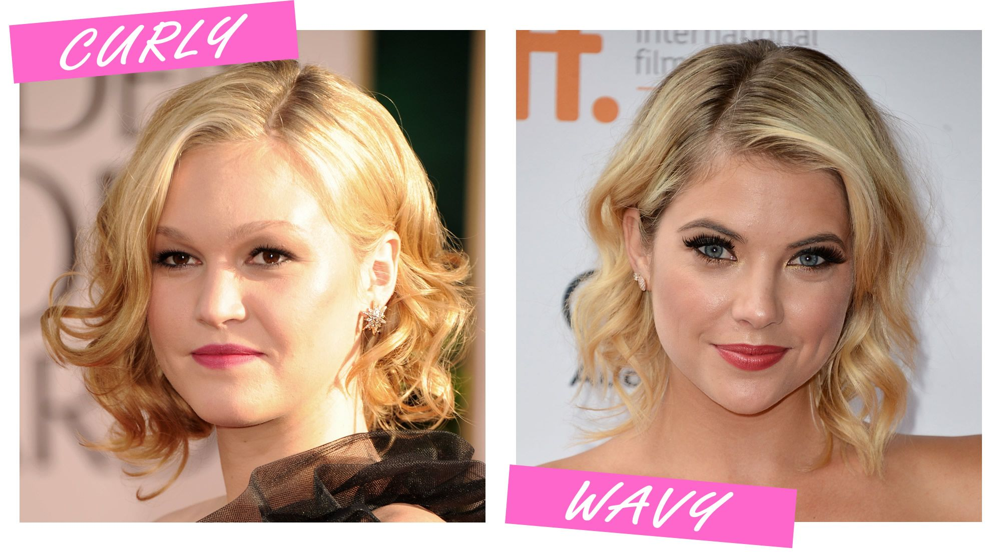 Curling Short Hair With A Curling Iron Hairstyles In 2018