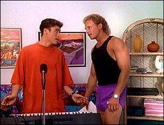 steve sanders 90210 - Google-haku | Beverly hills 90210, Beverly hills, Steve sanders