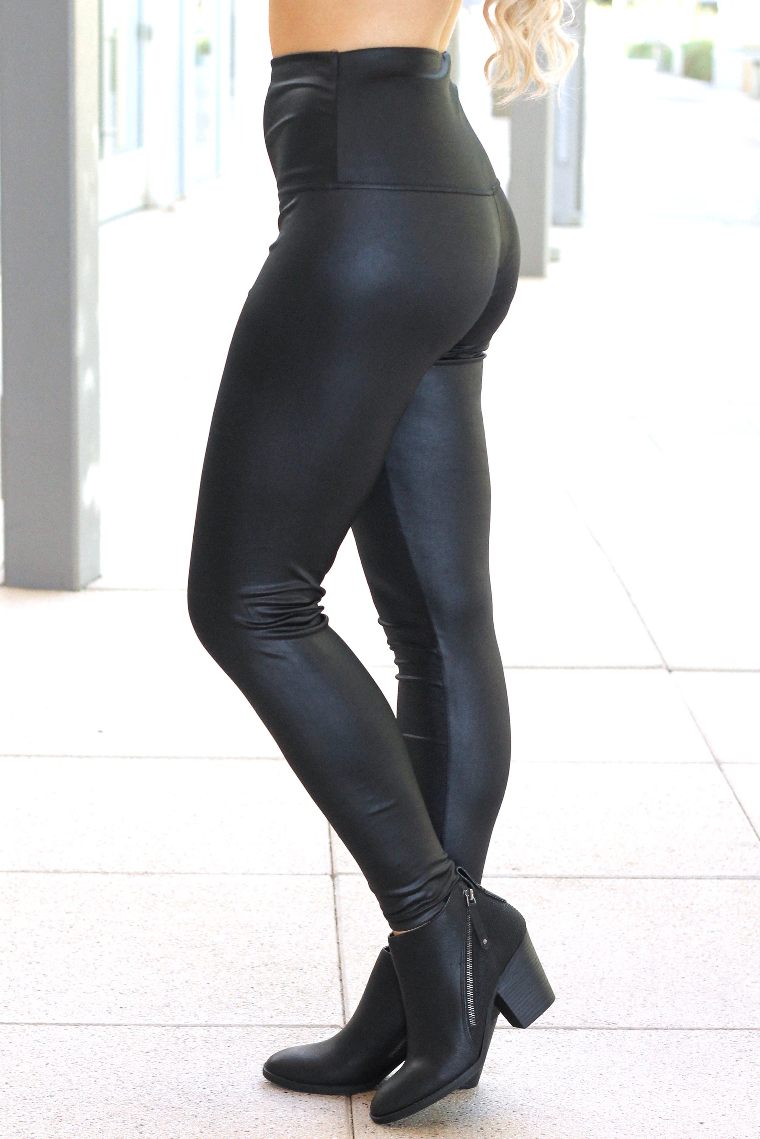 6605dde56f Liquid Leggings | High Waist | Outfit Inspiration | Leggings ...