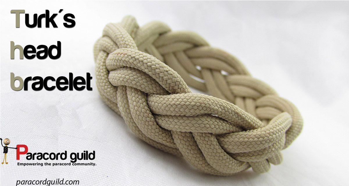 Turk S Head Paracord Bracelet With Images Paracord Bracelets