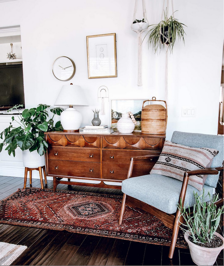 Relaxed, Boho-style In Orange County, California (my