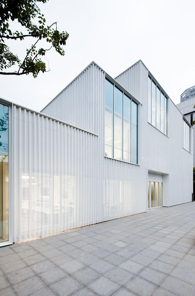 Schmidt Hammer Lassen Start Up Incubator Space Shanghai Designboom  # Muebles Dixie Merida