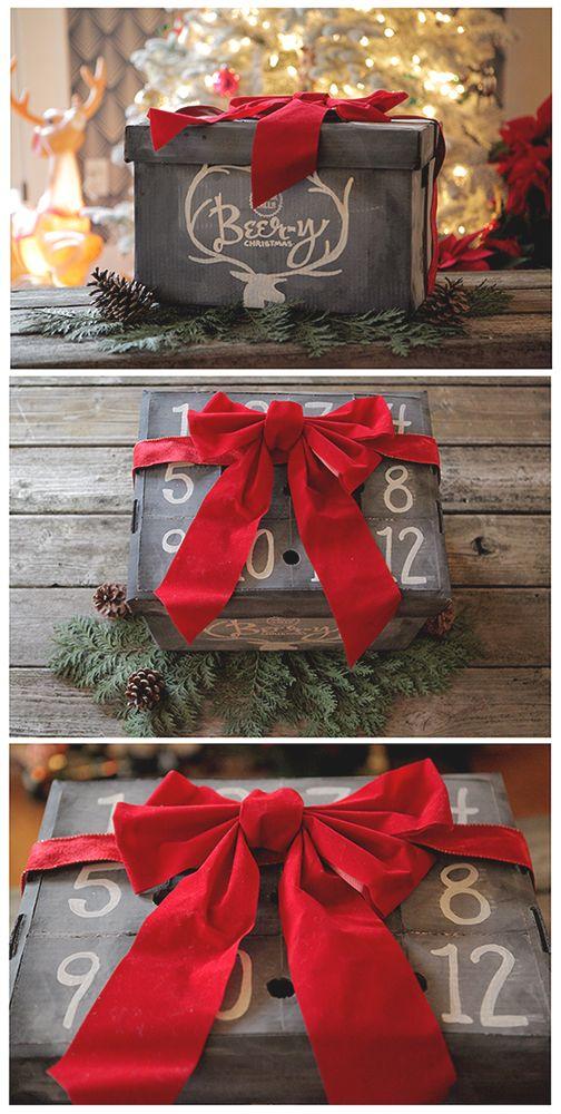 12 days of christmas gift box ideas