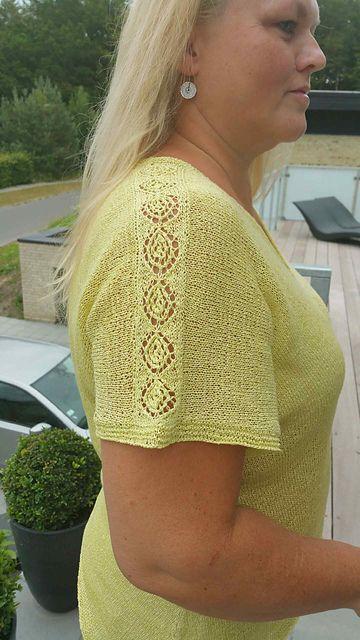 451bbec533b801 Ravelry  Project Gallery for Barbara pattern by Annette Danielsen