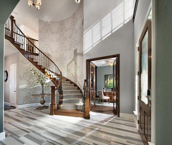 Grand Villa By Wood Mode: The Manor Plan At Carillon