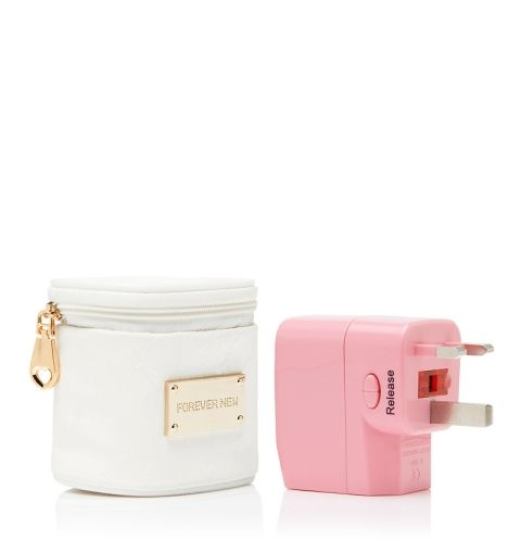 Kayla Travel Adapter - Forever New