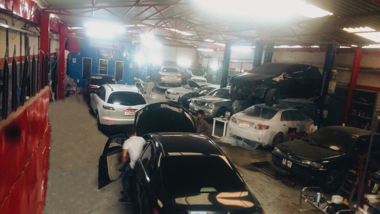 Visit Us @ Warehouse 2, Hassan Bin Haitham Street, New