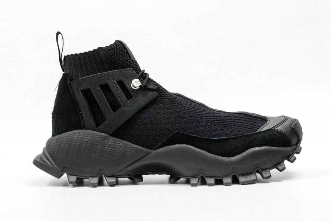 White Mountaineering X Adidas Seeulater Alledo PK - Sneaker ...
