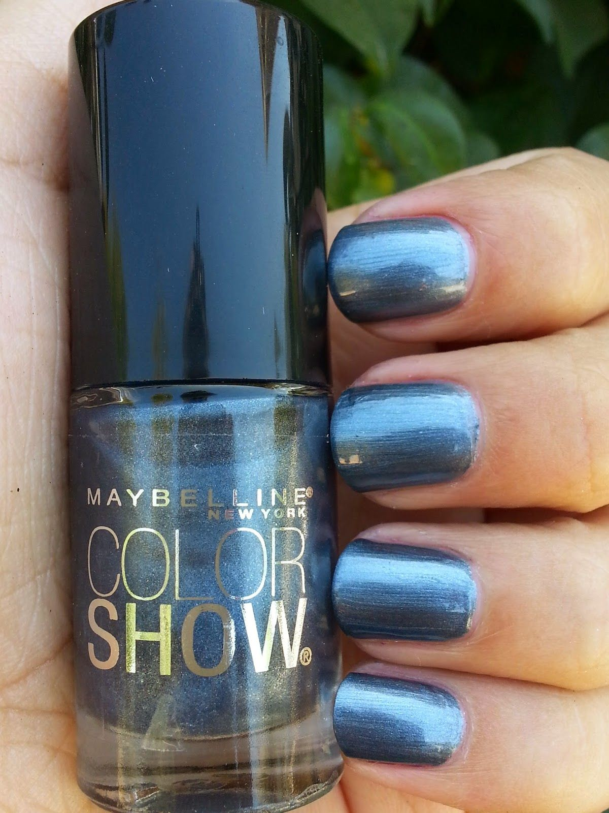 Maybelline Color Show Nail Polish in 365 Home Sweet Chrome