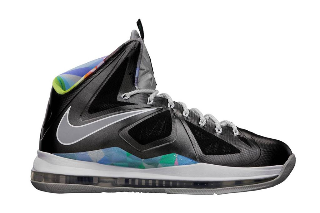 Nike Lebron X Prism Most Expensive Basketball Shoes Sneakers Men Fashion Sneakers