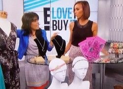 "E! News: ""Love It Buy It"" Ultimate Spring Style Deals!!!"