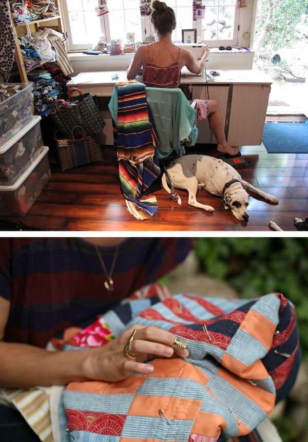 Scout Interview Patchwork Artist Pauline Boyd Mit Bildern