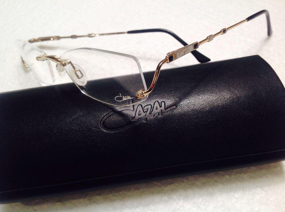 c6fa2e7fb758 New Rimless Cazal Designer Eyeglasses Made In Germany  Cazal   shoutyourabortion  empire  classic