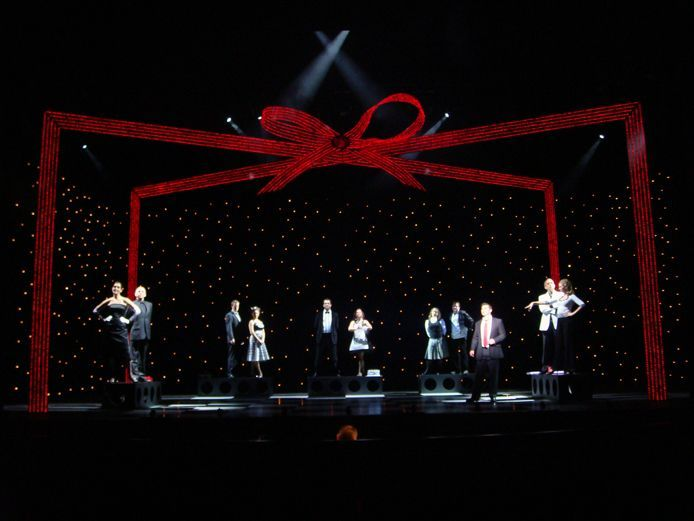 Image Result For Set Design School Christmas Play Music