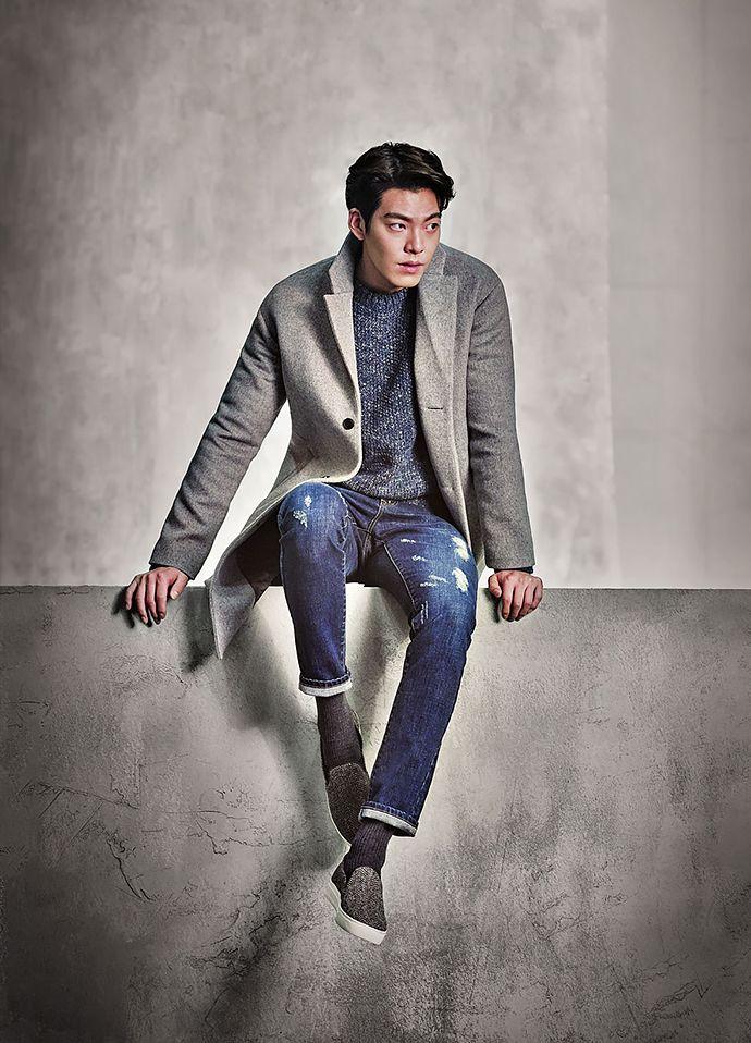 SIEG F/W 2015 Ad Campaign Feat. Kim Woo Bin | Couch Kimchi