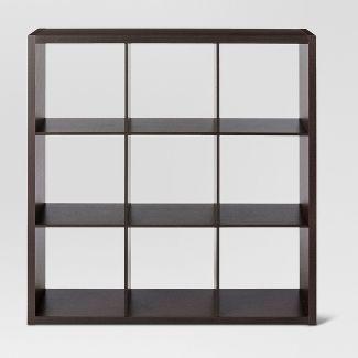 9 Cube Organizer Shelf 13 Threshold Cube Organizer Shelf