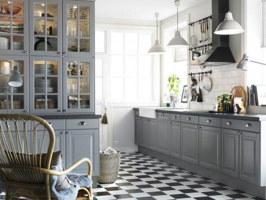 grey and white kitchen cabinets white paper wall  grey and white kitchen cabinets white paper wall design antique      rh   pinterest com