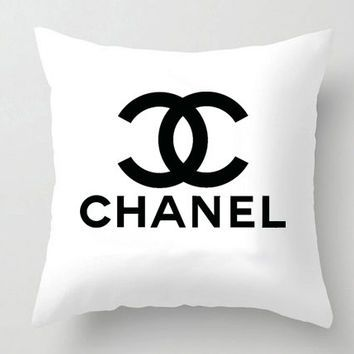 Chanel COCO Chanel Pillow Case Pillow Cover For Home Decorate Stunning Decorate Pillow Cases