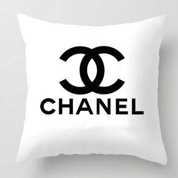 chanel coco chanel pillow case