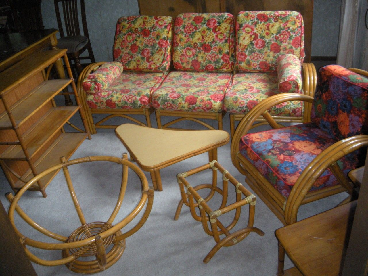 just chairs and tables zero gravity chair gander mountain i grew up with a set of bamboo furniture like this