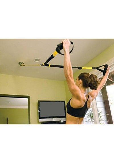 Wall Mount Ceiling Mount For Suspension Training Crossfit Strength Workout Perfect For Exercise Straps Resistance Bands Trx Training Trx Strength Workout