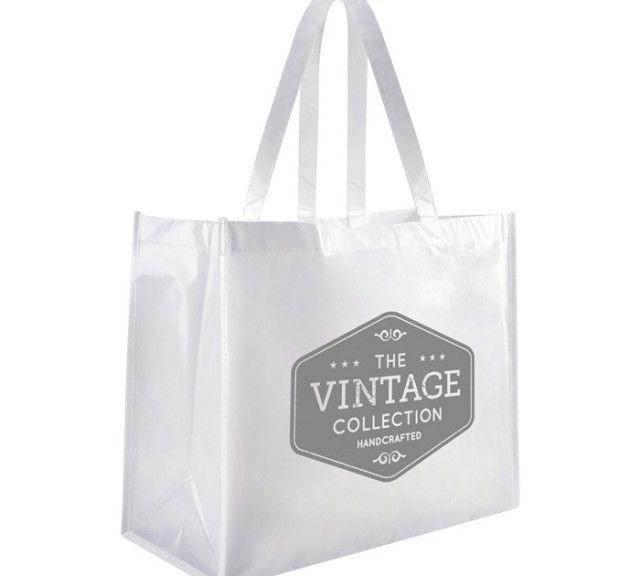 The Vintage Collection | Printed Non Woven Bags | Non woven